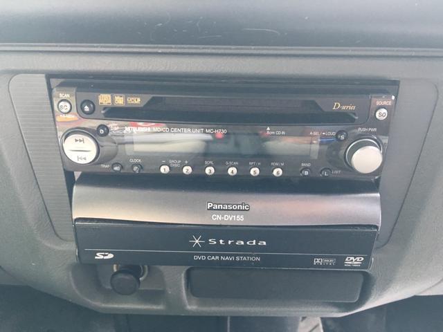 三菱 タウンボックス ターボ 4WD DVDナビ キーレス タイミングベルト交換済