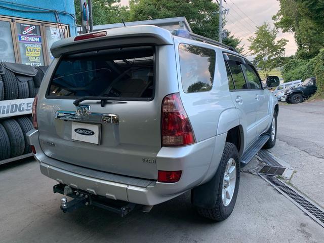 「トヨタ」「ハイラックスサーフ」「SUV・クロカン」「長野県」の中古車6