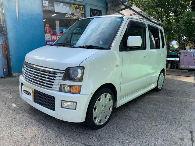 「スズキ」「ワゴンR」「コンパクトカー」「長野県」の中古車3