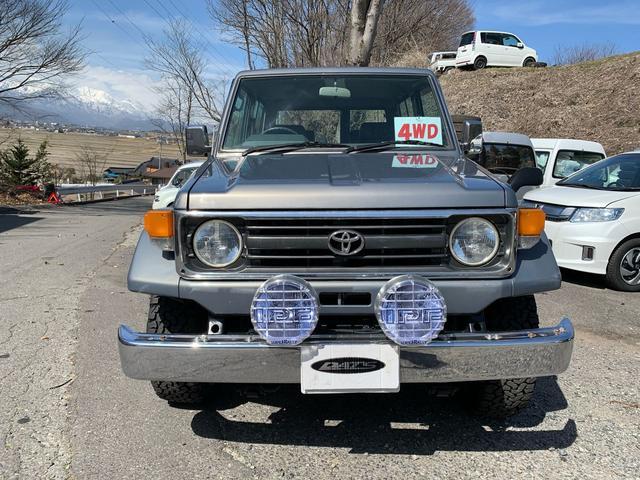 「トヨタ」「ランドクルーザー70」「SUV・クロカン」「長野県」の中古車2