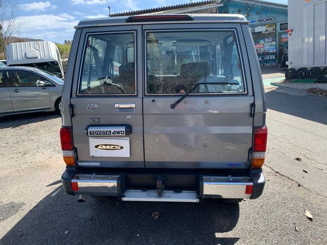「トヨタ」「ランドクルーザー70」「SUV・クロカン」「長野県」の中古車4
