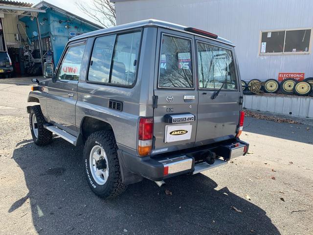 「トヨタ」「ランドクルーザー70」「SUV・クロカン」「長野県」の中古車6