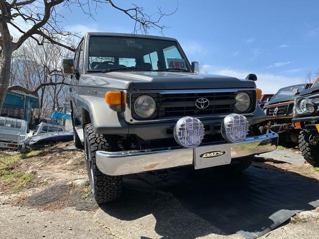 「トヨタ」「ランドクルーザー70」「SUV・クロカン」「長野県」の中古車9