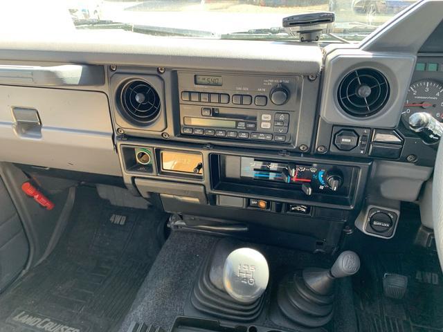 「トヨタ」「ランドクルーザー70」「SUV・クロカン」「長野県」の中古車15