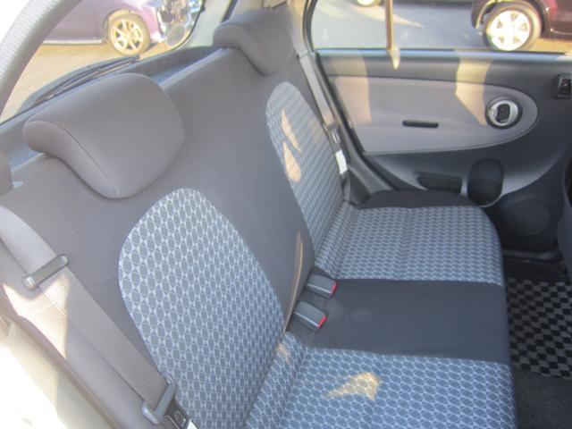 ダイハツ ミラジーノ ミニライト 2WD フロアAT キーレス CD MD アルミ