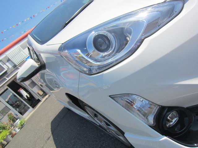 Sスタイルブラック トヨタセーフティセンス 社外ナビ エアロ(3枚目)