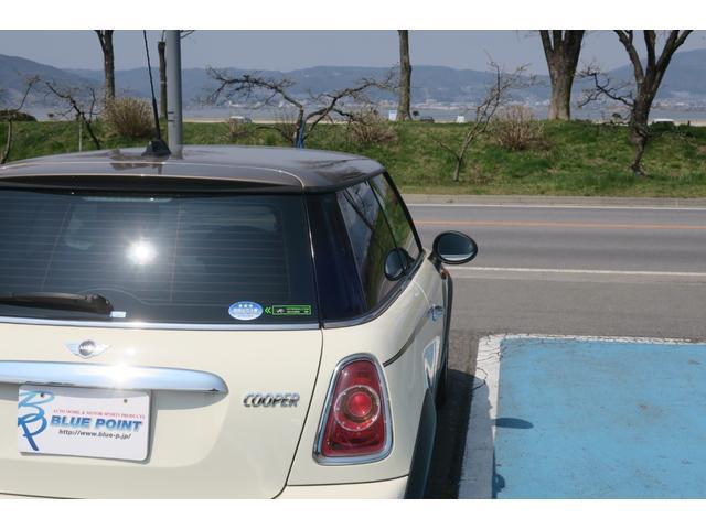 クーパー ハイドパーク限定車 クロス/レザー コンビクロス チェック ポーラーインテリア サーフェス ペッパーホワイトカラーライン ポーラーベージュスポーツシート(7枚目)