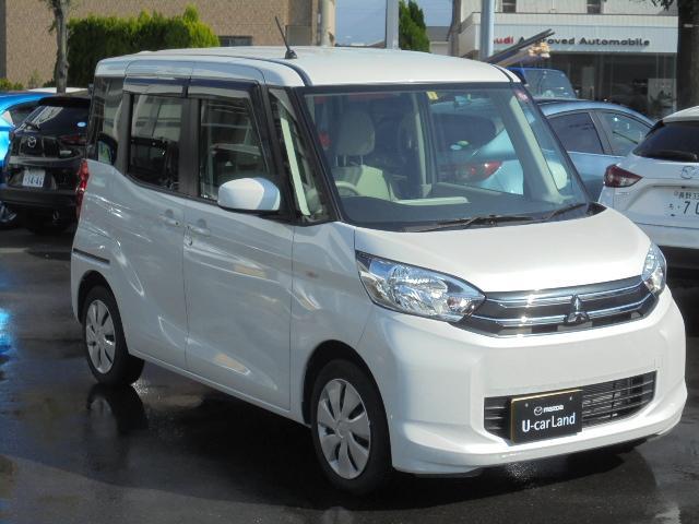 「三菱」「eKスペース」「コンパクトカー」「長野県」の中古車3