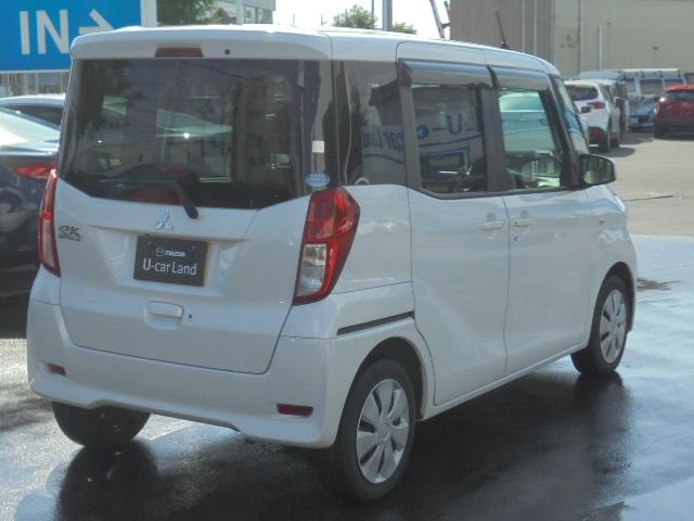 「三菱」「eKスペース」「コンパクトカー」「長野県」の中古車5