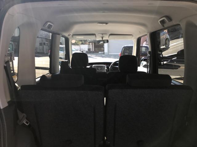 カスタムX 4WD 軽自動車 ブラックマイカ 1オーナー(14枚目)