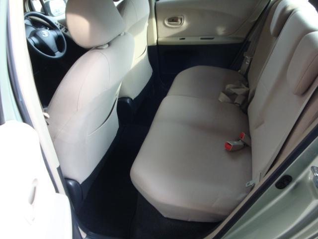 トヨタ ヴィッツ U 4WD プッシュスタート タイヤ新品 社外アルミ