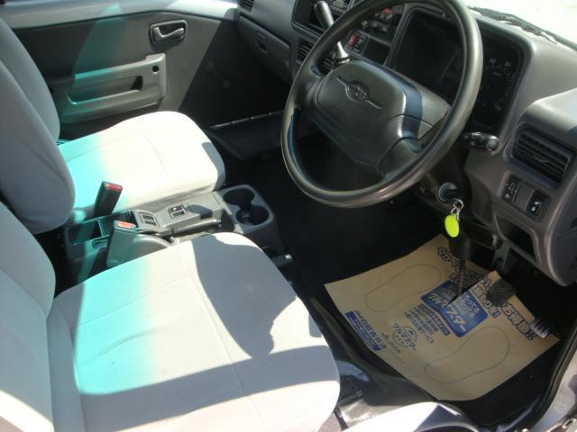 スバル サンバーバン トランスポーター 4WD エアコン パワステ タイベル交換済