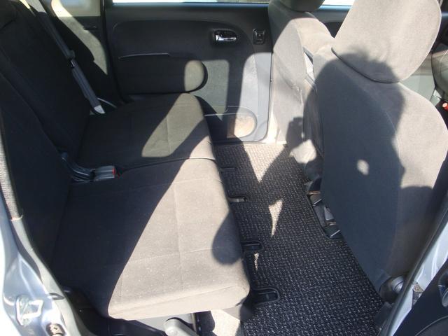 カスタムX 4WD タイベル交換 純アルミ HID(18枚目)
