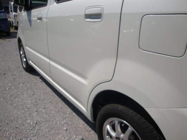 FX 4WD エンジンスターター シートヒーター(8枚目)