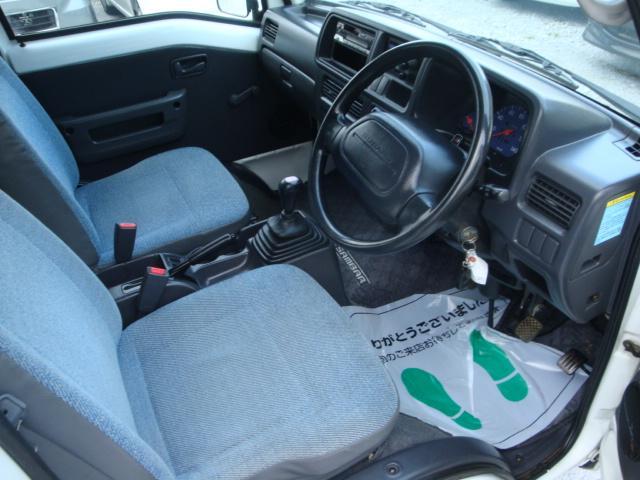VB 4WD エアコン パワステ 新品タイヤ タイベル済(17枚目)