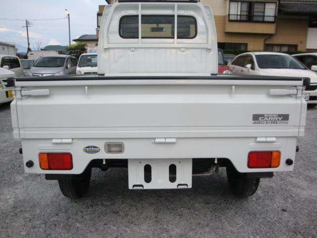 KCエアコン・パワステ 4WD マニュアル 新品タイヤ(5枚目)
