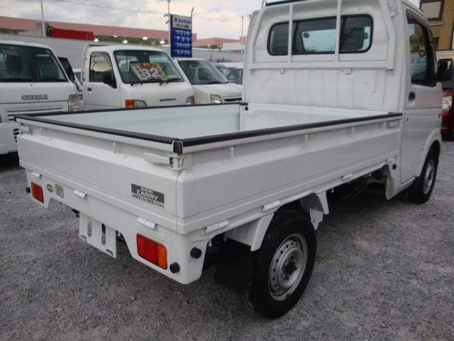 KCエアコン・パワステ 4WD マニュアル 新品タイヤ(11枚目)