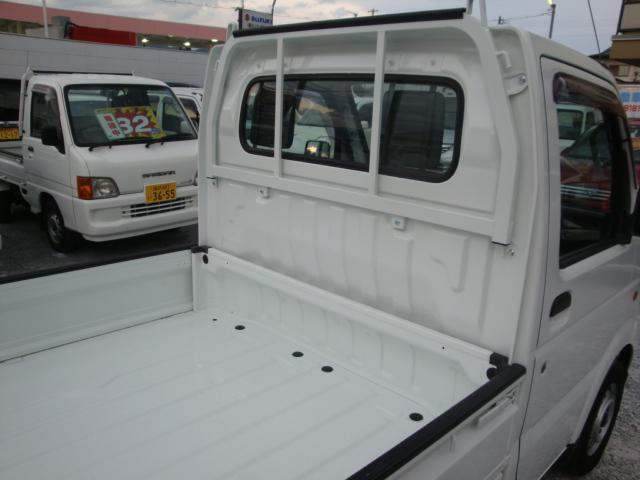 KCエアコン・パワステ 4WD マニュアル 新品タイヤ(12枚目)