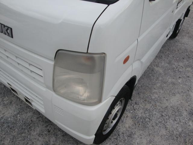 KCエアコン・パワステ 4WD マニュアル 新品タイヤ(16枚目)