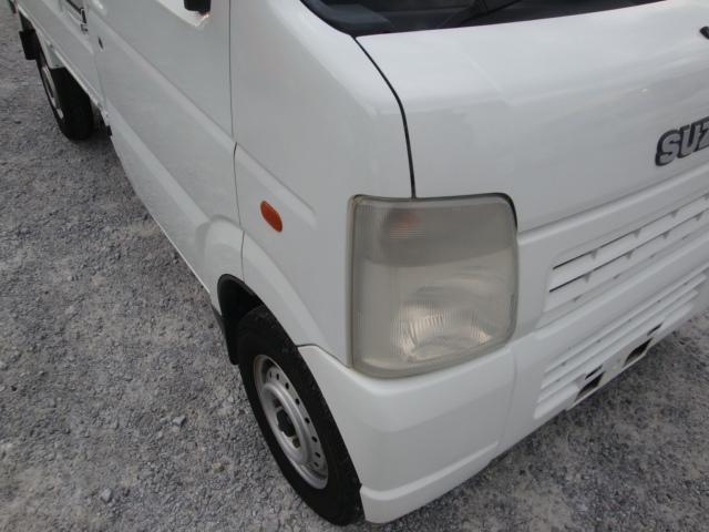 KCエアコン・パワステ 4WD マニュアル 新品タイヤ(17枚目)