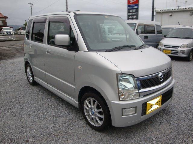 「マツダ」「AZ-ワゴン」「コンパクトカー」「長野県」の中古車3