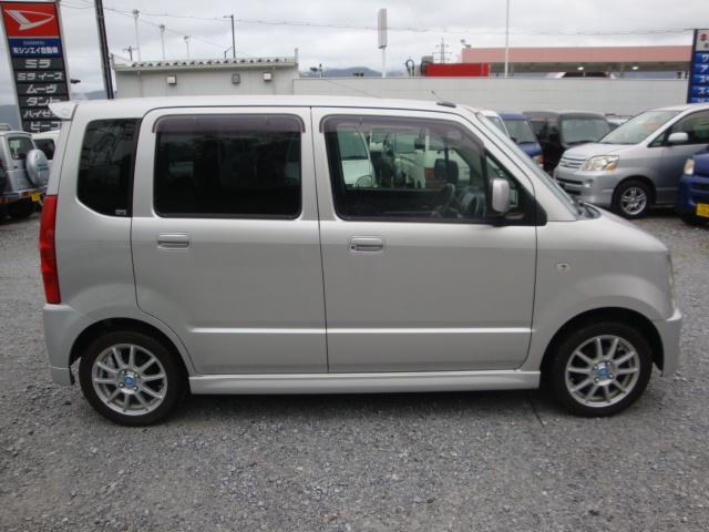 「マツダ」「AZ-ワゴン」「コンパクトカー」「長野県」の中古車4