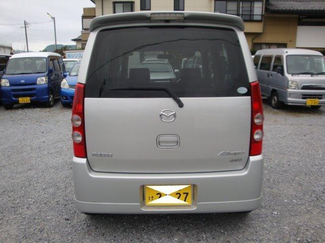 「マツダ」「AZ-ワゴン」「コンパクトカー」「長野県」の中古車5