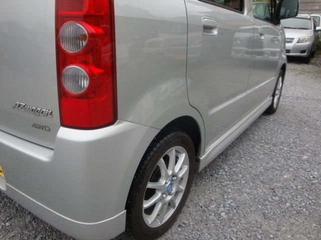 「マツダ」「AZ-ワゴン」「コンパクトカー」「長野県」の中古車11