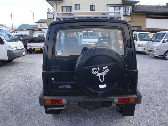 「スズキ」「ジムニーシエラ」「SUV・クロカン」「長野県」の中古車5