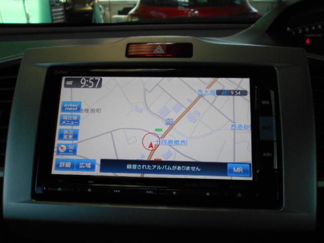 G ジャストセレクション4WD メモリーナビ フルセグTV(11枚目)