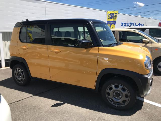 「スズキ」「ハスラー」「コンパクトカー」「長野県」の中古車7