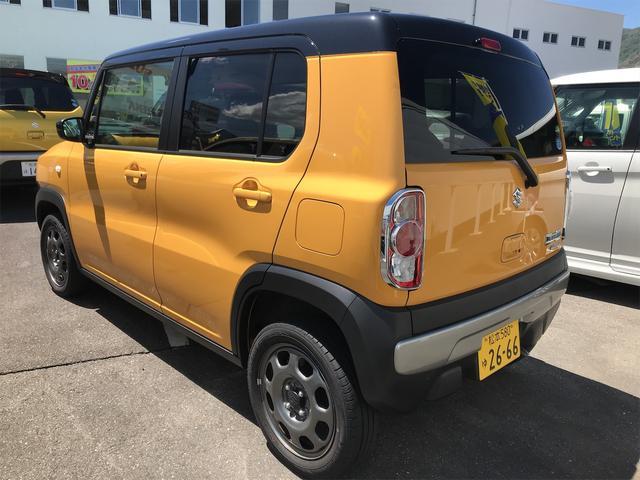 「スズキ」「ハスラー」「コンパクトカー」「長野県」の中古車10