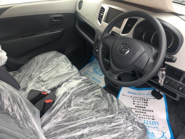 マツダ フレア XG 2WD 届出済未使用車