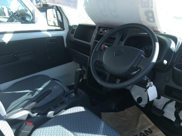 DX 4WD オートマ 届出済未使用車(5枚目)
