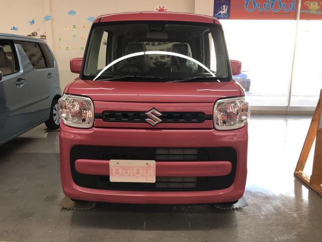 「スズキ」「スペーシア」「コンパクトカー」「長野県」の中古車2