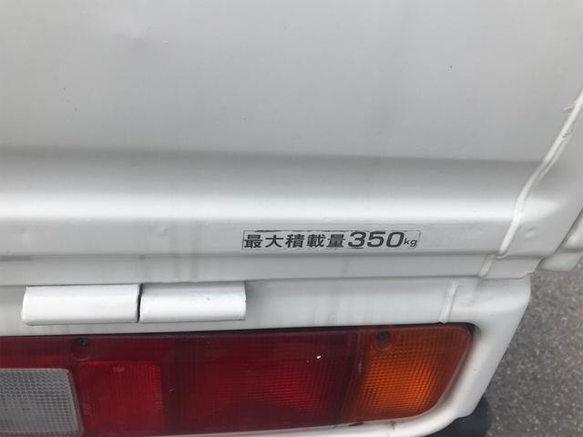 SDX 4WD 5速マニュアル 軽トラック ホワイト(12枚目)