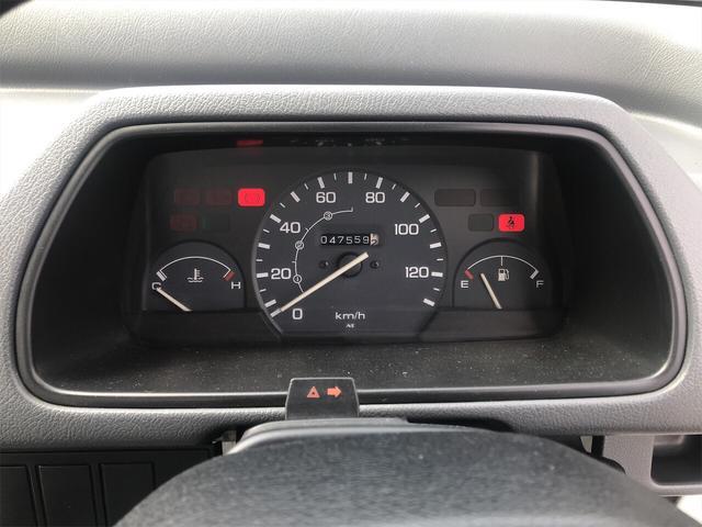 SDX 4WD 5速マニュアル 軽トラック ホワイト(18枚目)