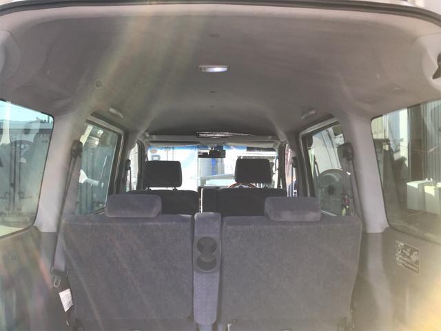 カスタムターボRS ベンチシート キーレス 両側スライドドア(23枚目)