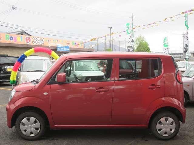 日産 モコ S インパネCVT キーレス CDオーディオ ベンチシート