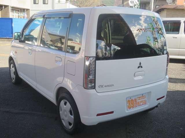三菱 eKワゴン MX インパネAT キーレス CDオーディオ ベンチシート