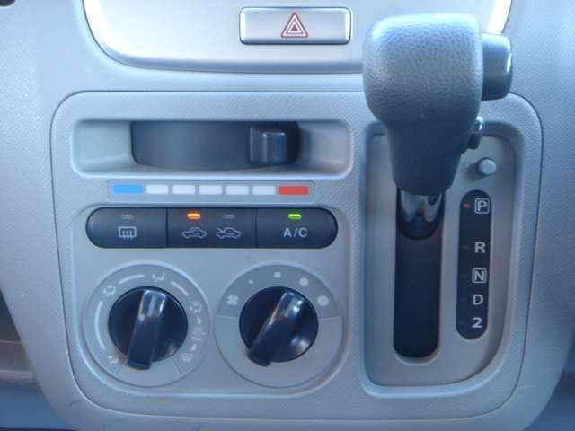 スズキ ワゴンR FX 2WD インパネAT プッシュスタート CDオーディオ