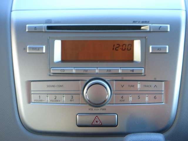 スズキ ワゴンR FX 2WD インパネAT キーレス CDオーディオ