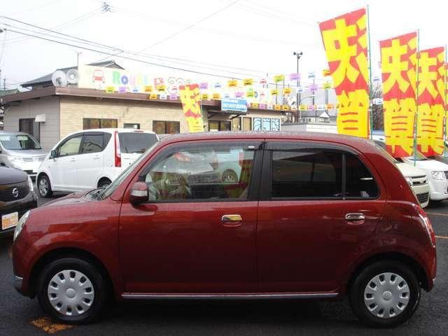 ダイハツ ミラジーノ X 2WD フロアAT キーレス CD MD ABS