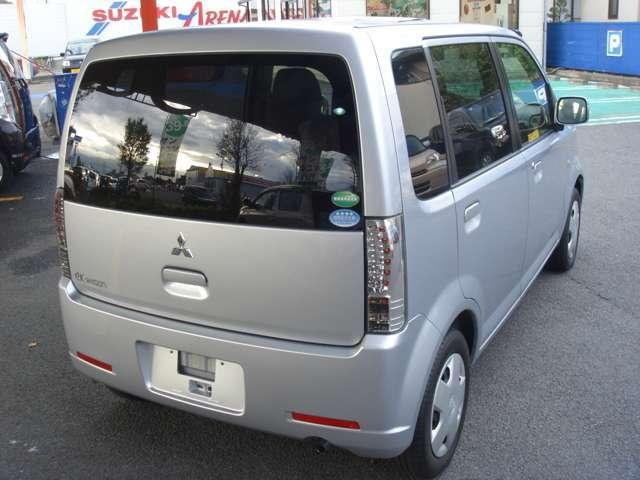 三菱 eKワゴン M 2WD 5MT キーレス CDオーディオ 電動格納ミラー