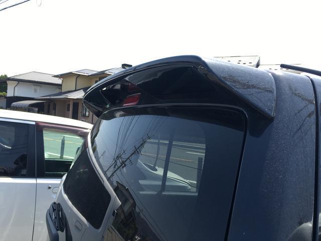 スズキ ワゴンRスティングレー T 4WD ターボ SDナビ TV シートヒーター HID