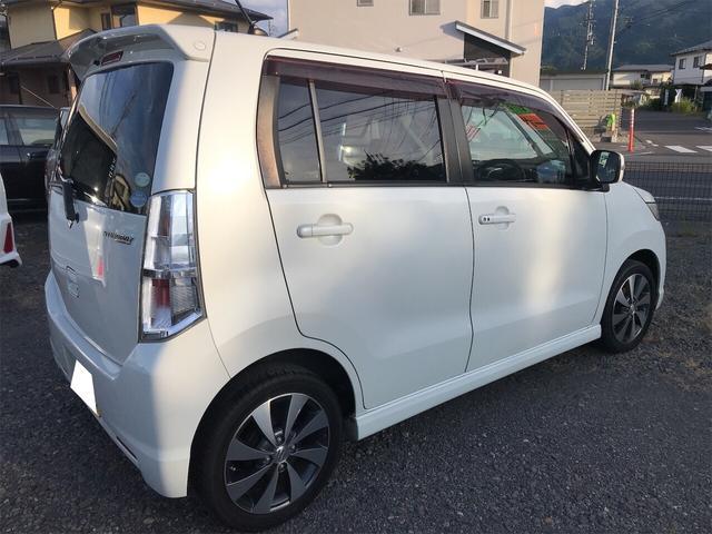 TS 軽自動車 パールホワイト CVT ターボ AC AW(10枚目)