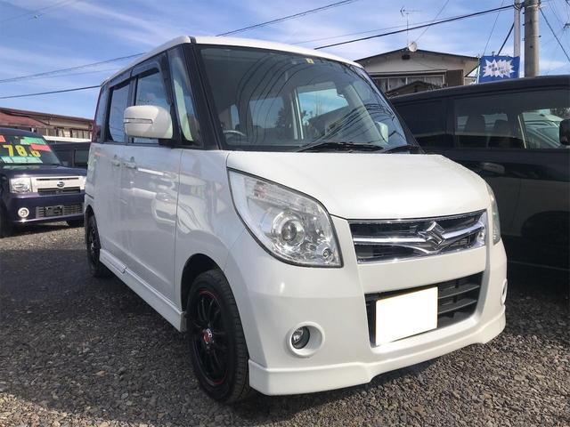 「スズキ」「パレット」「コンパクトカー」「長野県」の中古車3
