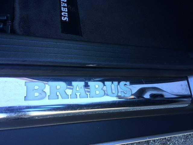 メルセデス・ベンツ M・ベンツ BRABUS B9 コンプリート三井物産輸入車