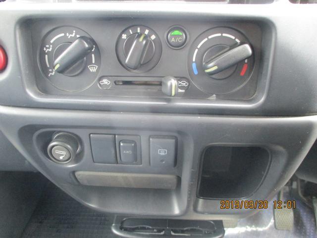 PC 4WD ハイルーフ エアコン付き(16枚目)