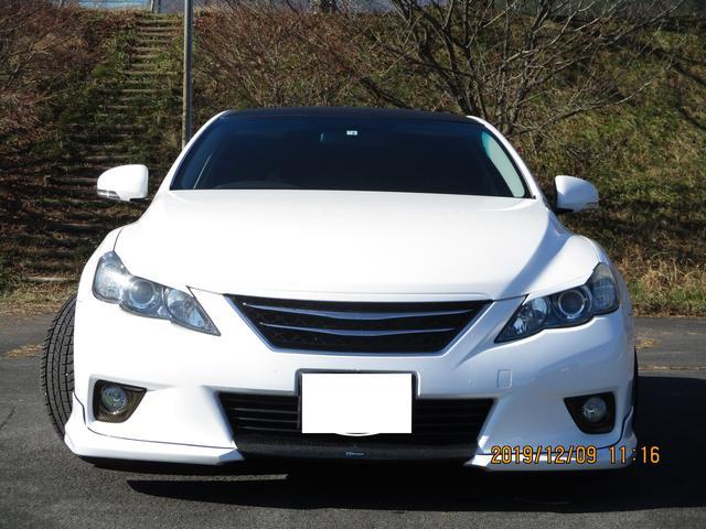 「トヨタ」「マークX」「セダン」「長野県」の中古車2